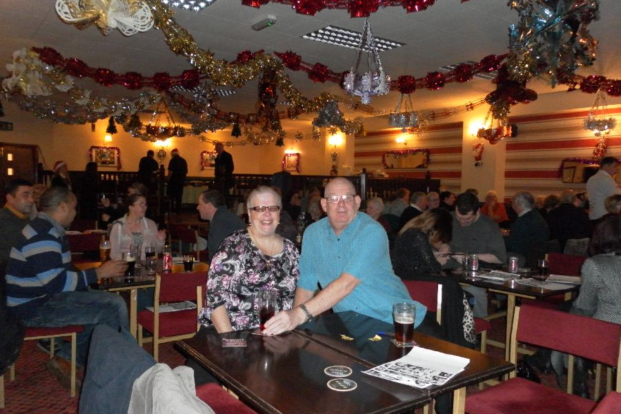 Knowsley Carers Christmas Party 2013