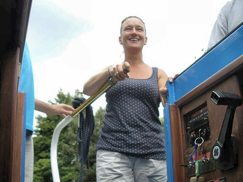 Carers Barge Trip 2014